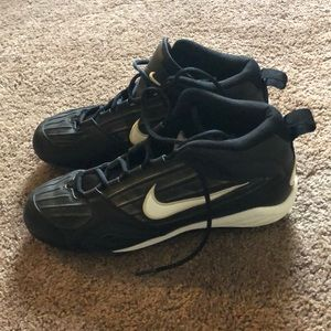 Nike Baseball Softball Cleats black White 11.5 men